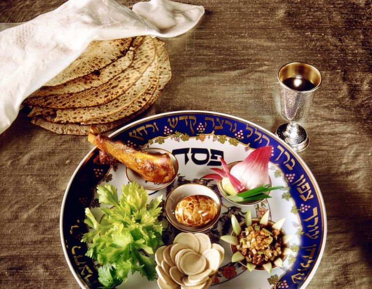 Tonight begins the Jewish festival of Pesach (Passover) which commemorates the ancient story of the Israelite 'Exodus' from Egypt. It's a fab 7-8 day festival the highlight being a festive meal where the themes of slavery and freedom are explored (a 'seder')