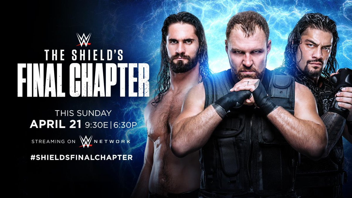 WWE Confirms The Shield's Opponents For WWE Network Special This Sunday