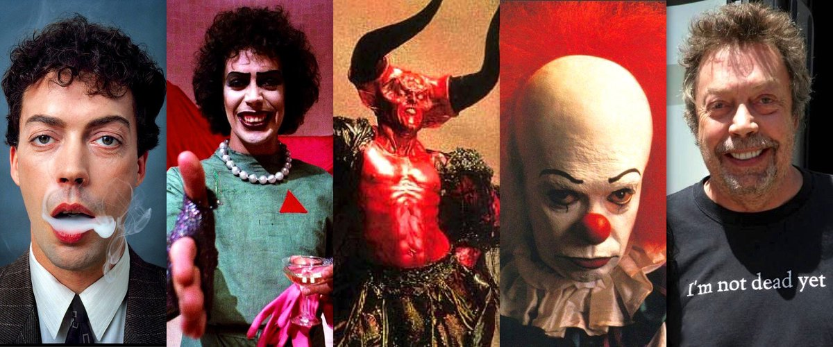Marshall Julius's photo on Tim Curry
