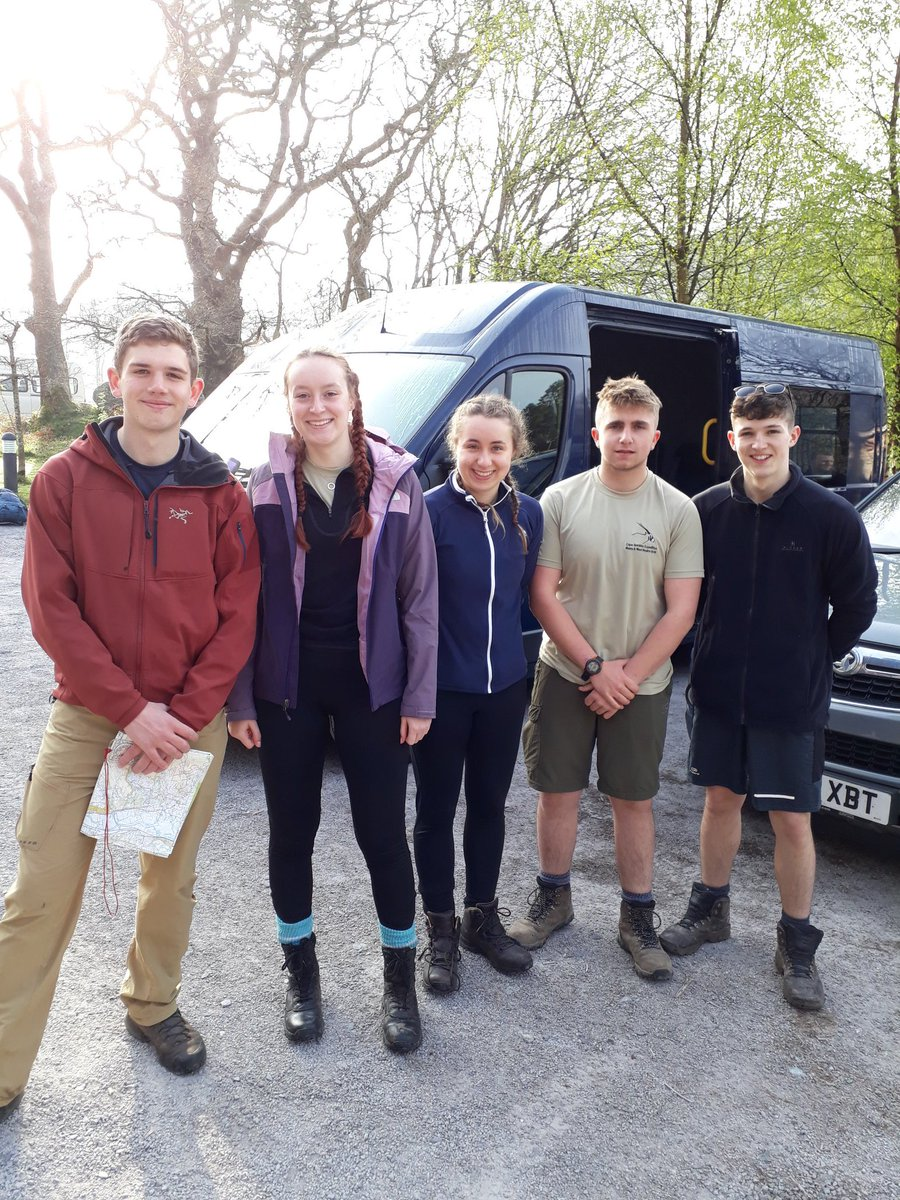 @wmwaco Gold @DofE teams about to start their qualifying expeditions. Glorious day weather wise. Good luck to all. @OCWMercianWing @RCWalesandWest1 @ComdtAC #dofe #whatwedo