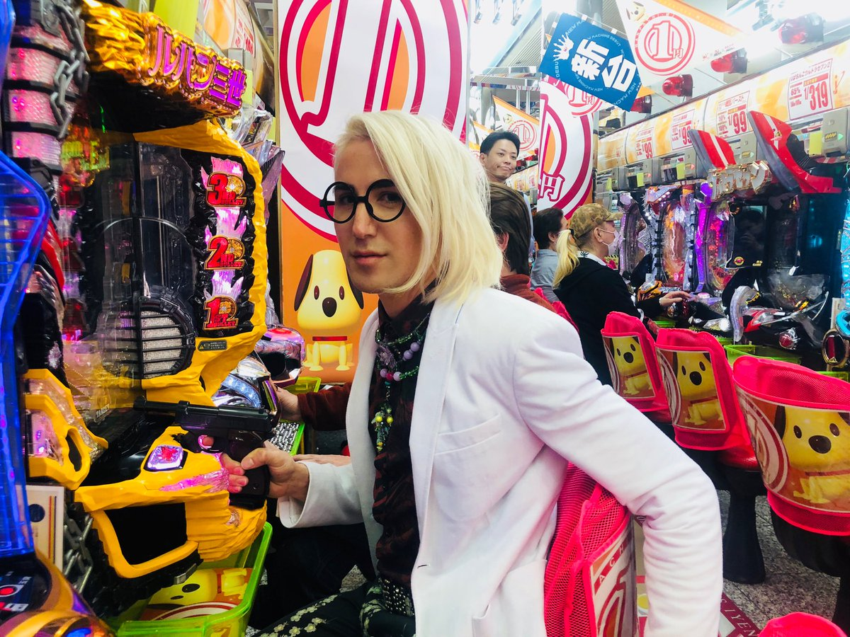 Rebel in Japan! Having a blast  Filming a reality show and preparing for my performance tomorrow at Fukuoka! | Styling @elenanazaroff Makeup by #macartistrelations Necklace @rickyrebelrenaissance<br>http://pic.twitter.com/2QhE6Ju65j