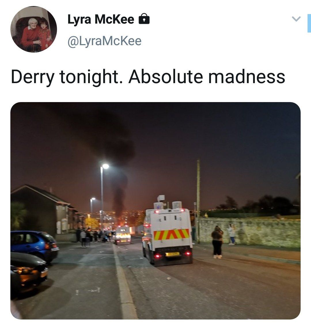 Naomi O'Leary's photo on Derry