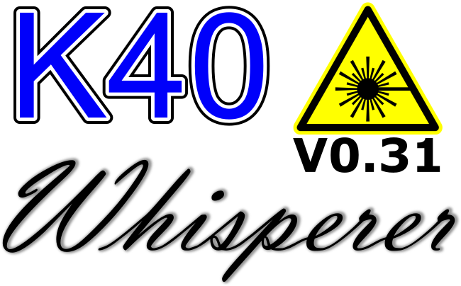 k40whisperer hashtag on Twitter