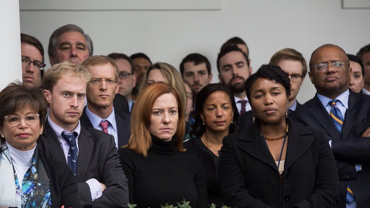 I bet if we assembled this exact same crew today, they'd have the exact same expressions on their faces. You failed twice, you sorry-ass losers!