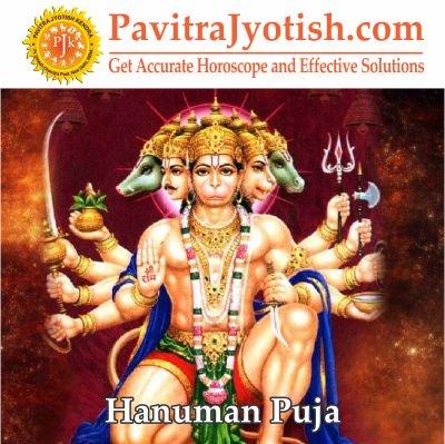 Hanumanpuja on JumPic com
