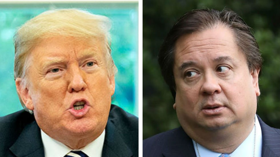 George Conway calls on Congress to remove Trump: He&#39;s &quot;a cancer&quot;  http:// hill.cm/7WeAkQg  &nbsp;  <br>http://pic.twitter.com/IJvTEdbAlt