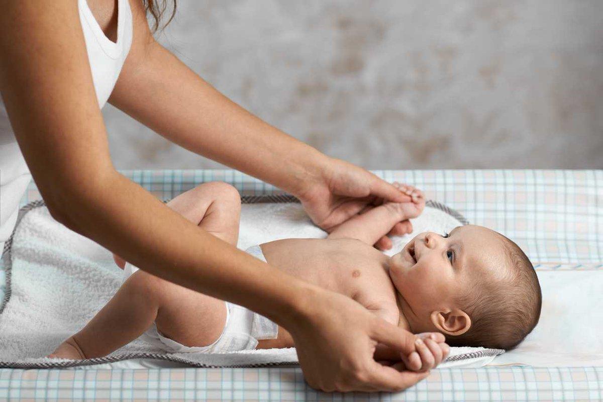 Массаж для новорожденного картинки