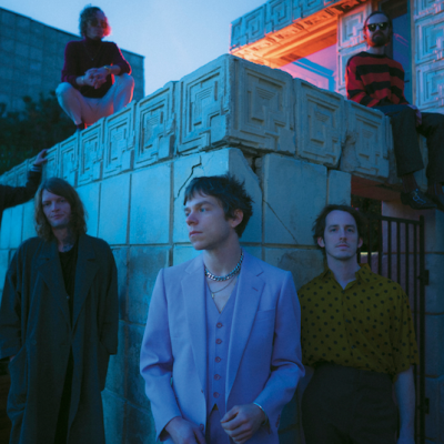 Consequence of Sound's photo on Cage the Elephant