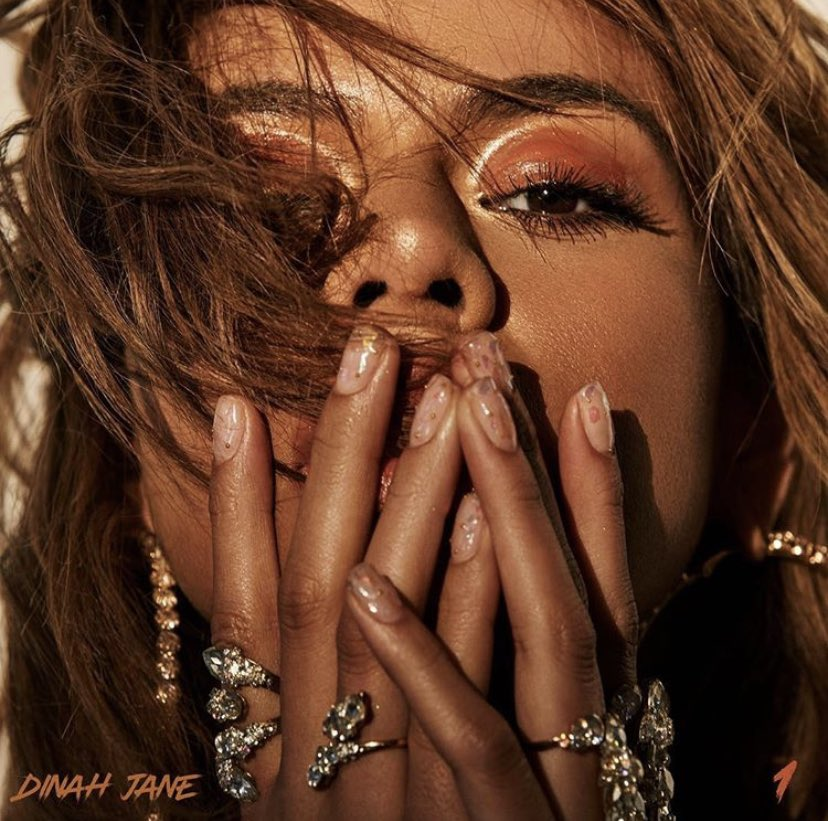 And today is ending on a @dinahjane97 note 🤯🤩 'Dinah Jane 1' is out now!! http://hitco.lnk.to/dinahjane1