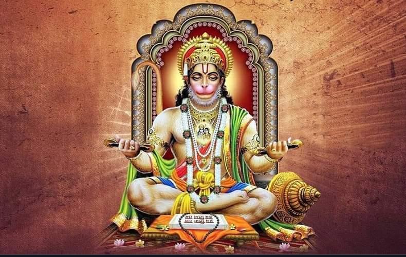 ਹਨੂਮਾਨ ਜਯੰਤੀ ਦੀਆਂ ਸਮੂਹ ਦੇਸ਼ਵਾਸੀਆਂ ਨੂੰ ਬਹੁਤ-ਬਹੁਤ ਵਧਾਈਆਂ। Wishing everyone a happy #HanumanJayanti. May Lord Hanuman bless us with the virtues of dedication and determination in our lives.