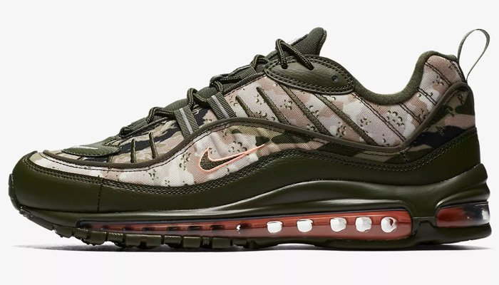ee44210e045c ... Nike Air Max 98 are just over 40% OFF retail at  100.78 + FREE shipping  with Nike+ BUY HERE -  http   bit.ly 2Ra027X (use promo code ...