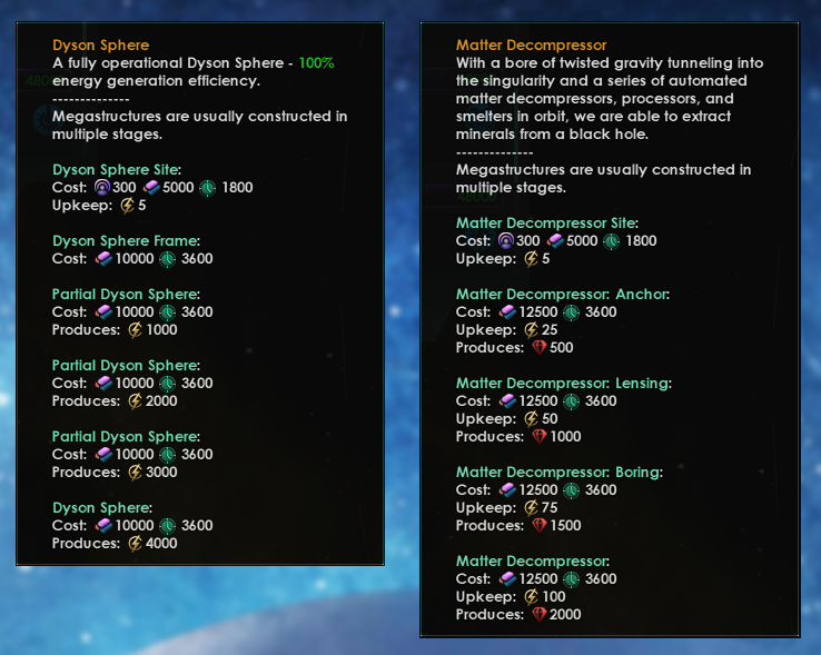 Stellaris On Twitter In Case You Missed It In Yesterday S Dev Diary Here Is A Small Preview Of Changes To Two Megastructures In The Next Update Check Out The Dev Diary Building a megastructure is sure to help your empire in dominating the galaxy. dev diary