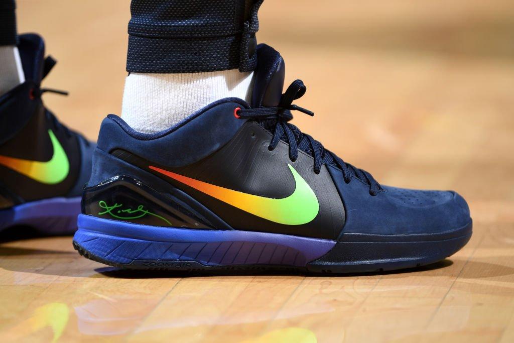 These gotta release. @isaiahthomas
