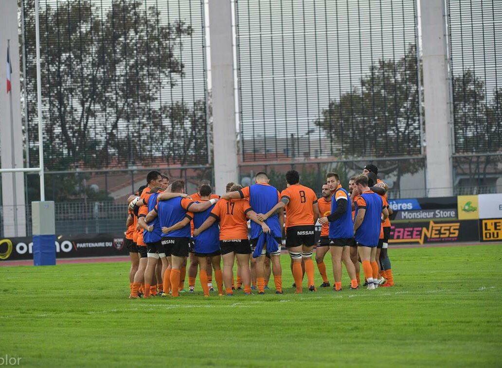 MATCH DIRIGÉ | 🆚  Ce soir à 18h30, au Stade Cassayet l'équipe Première sera...