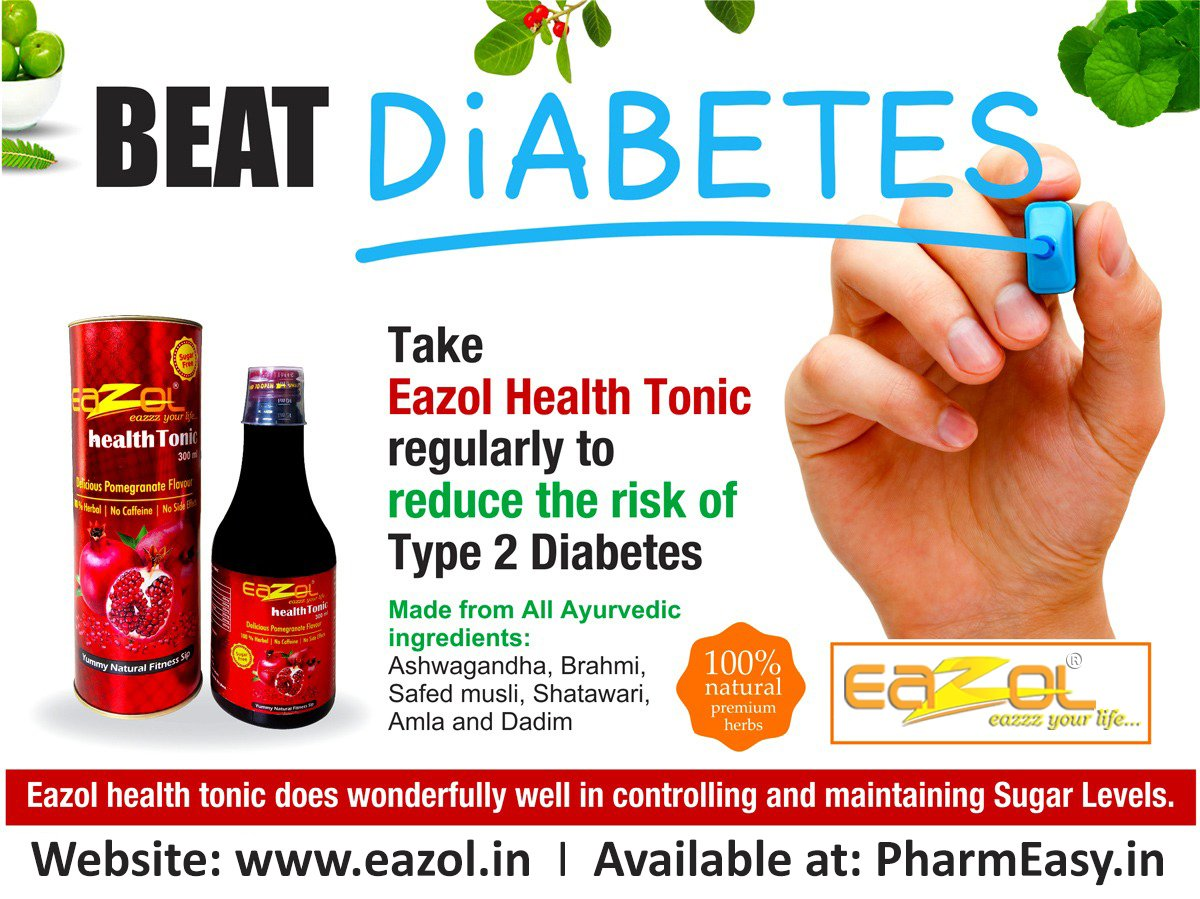 Eazol On Twitter Take Eazol Health Tonic Regularly To Reduce The