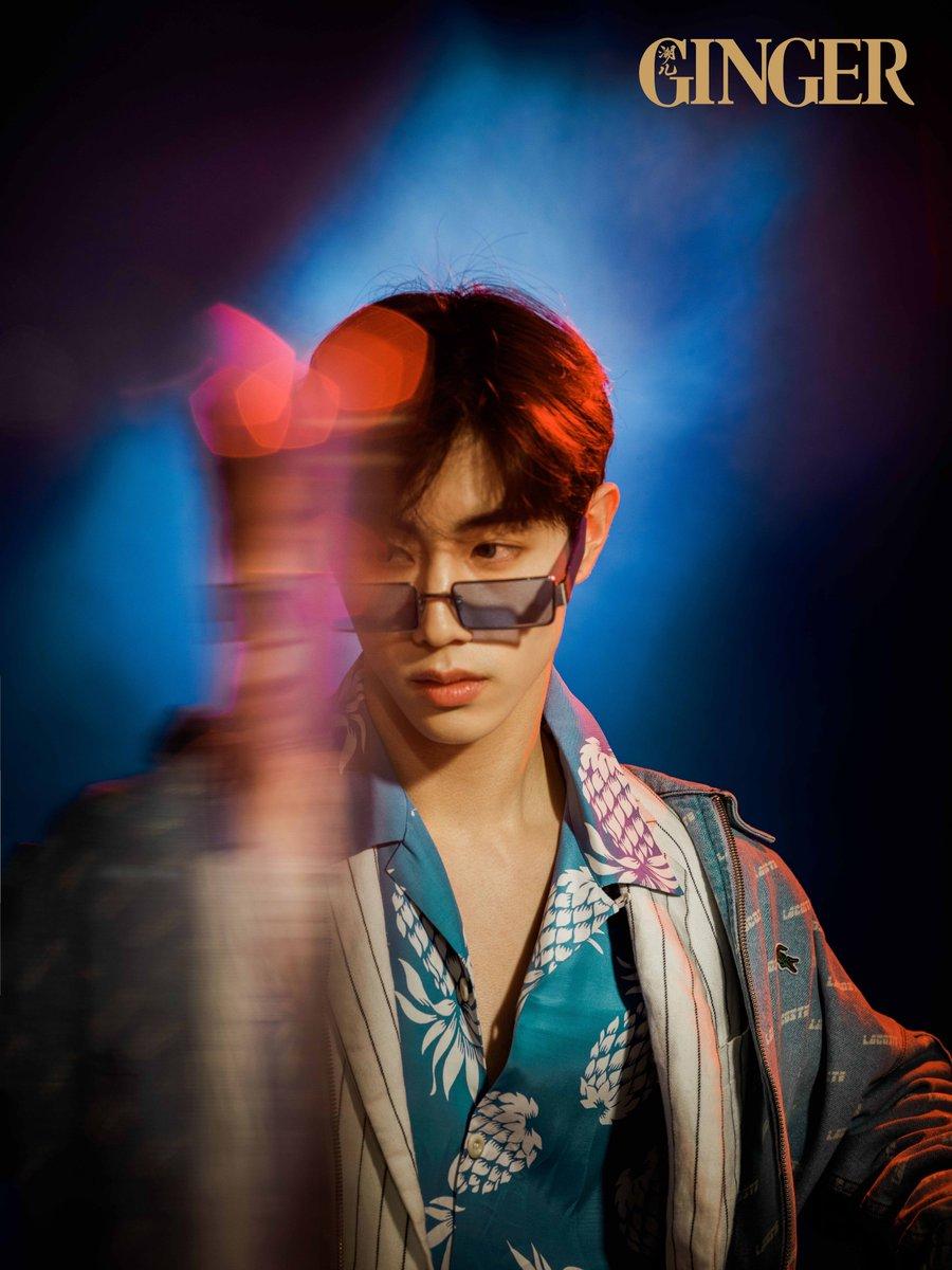 Mark X GINGER (3) April, 2019 #GOT7 #갓세븐 #Mark #마크