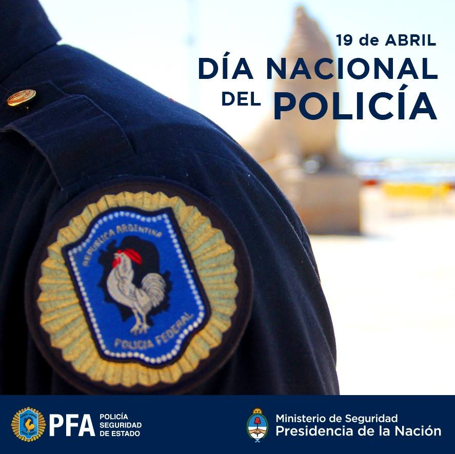 Policía Federal Argentina's photo on #BuenViernes