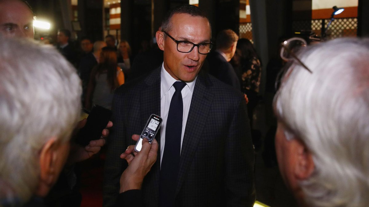 Reports: Steve Yzerman expected to be named Red Wings GM http://bit.ly/2GlomPR