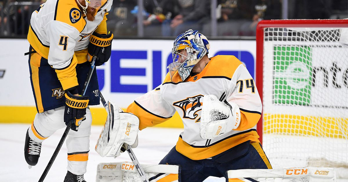 Friday's Dump & Chase: Best of 3 #Preds  https://fanly.link/485e146b92