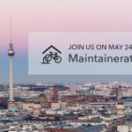 Image for the Tweet beginning: Calling all Maintainers! Join us