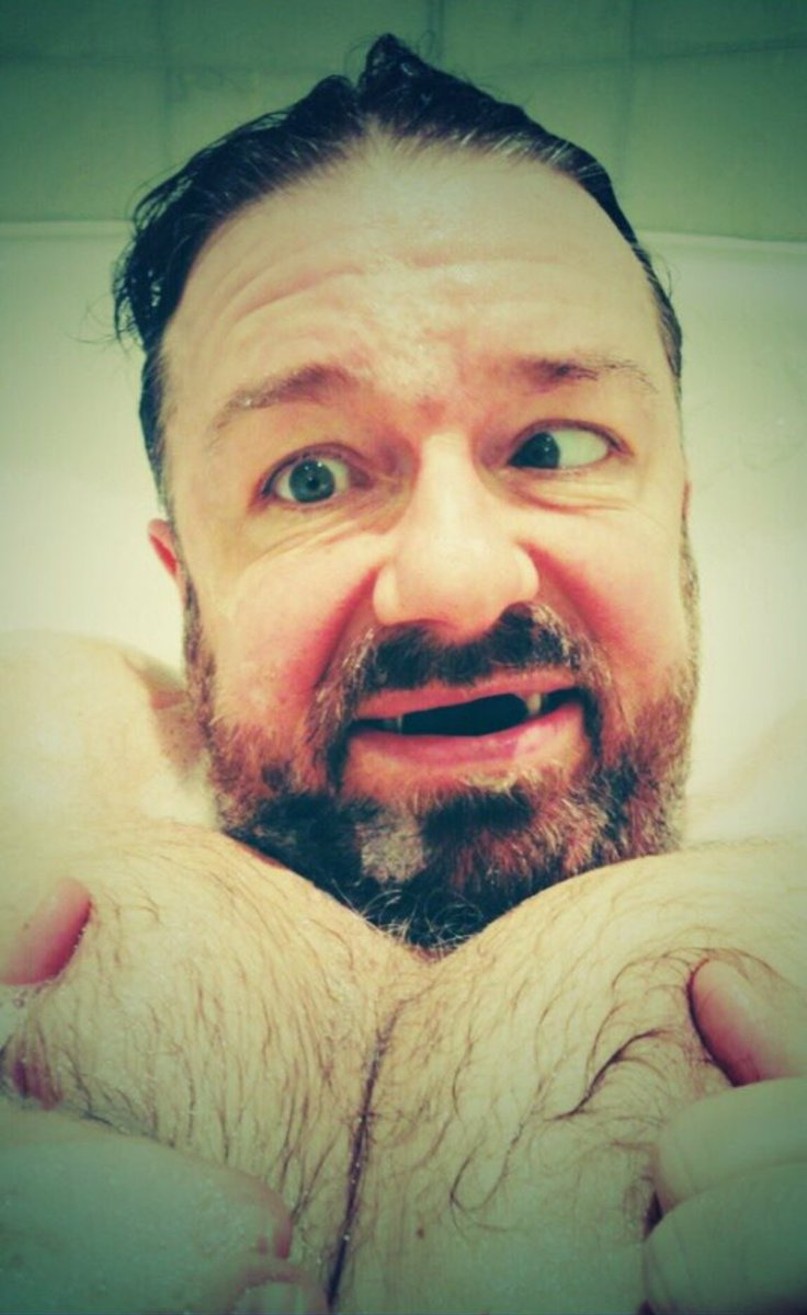 Ricky Gervais's photo on Have a Good Friday