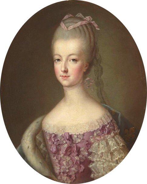 """Le Lys Quotidien ⚜️ on Twitter: """"Le 19 avril 1770, Louis XVI se ..."""