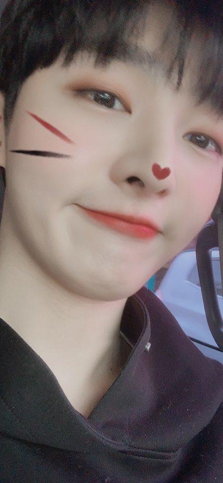 [💌]  냐앙😼  #윤지성 #YoonJisung
