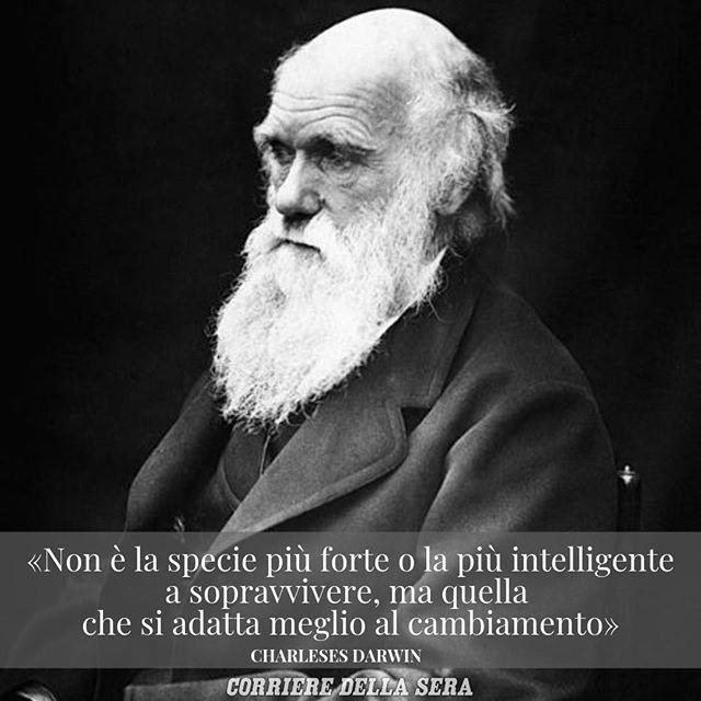 Corriere della Sera's photo on Charles Darwin