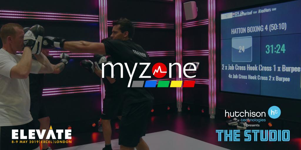Image for Hutchison Technologies are happy to announce that @MYZONEmoves will be joining us at @elevatearena in our Studio. Sign up to meet the team at #Elevate on the 8th & 9th May 2019 https://t.co/HO7bbNENPj #Elevate19 #FitnessFriday #healthandfitness #creat