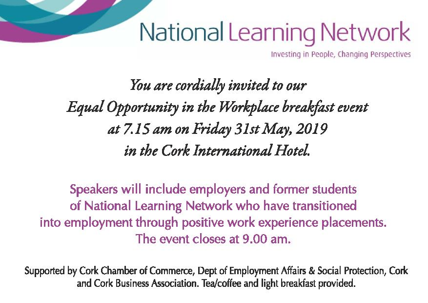 2f5f4961 Cork Community, Cork Life Centre, Cork Chamber and 7 others