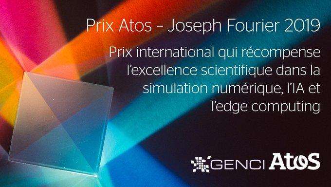 #PrixFourier JP Piquemal @Sorbonne_Univ_ , Ludovic Berthier, Igor Carron et Laurent Daudet...