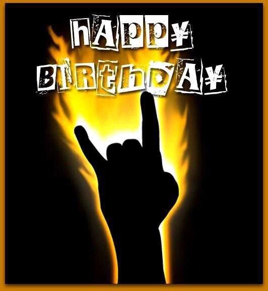 Shop hardcore birthday