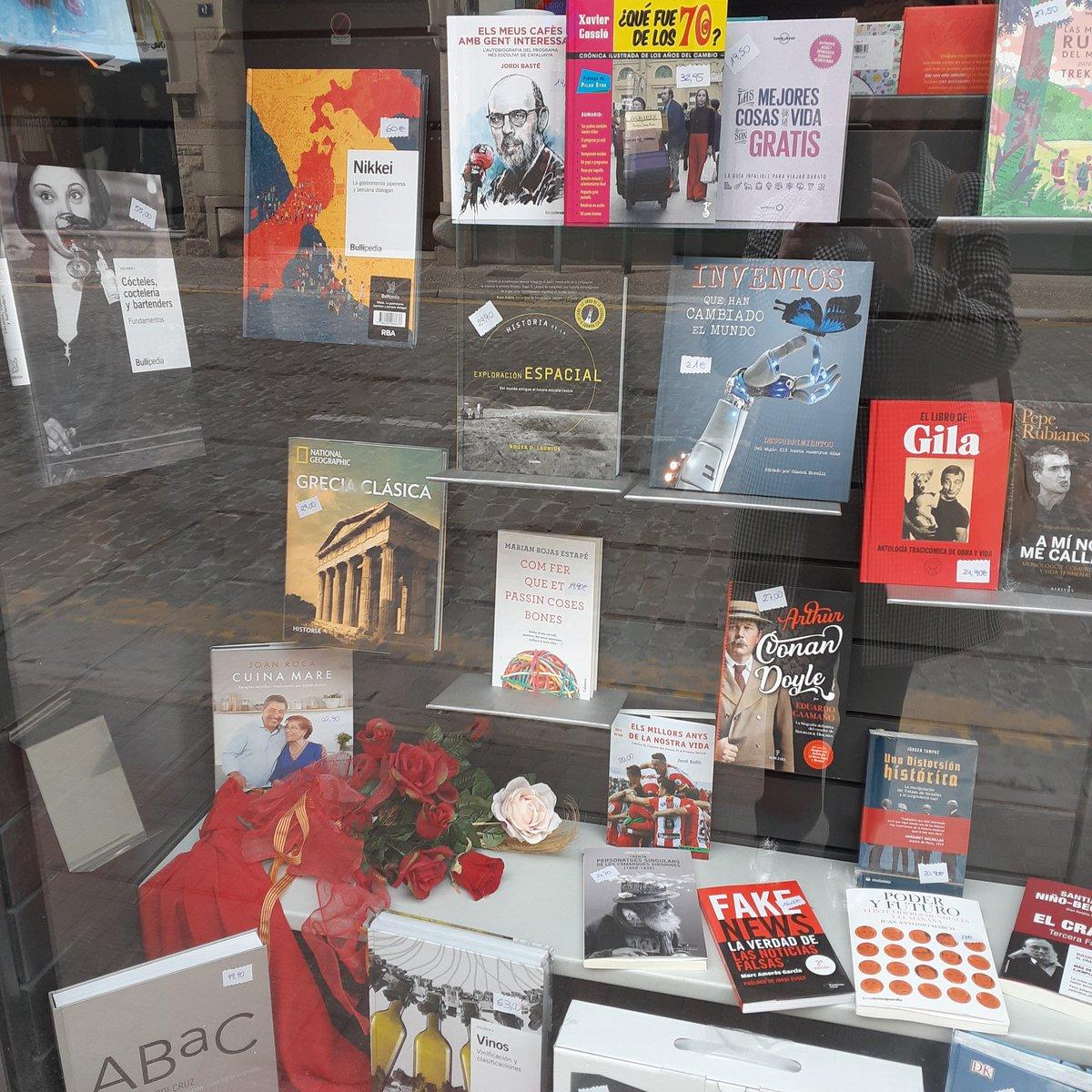 Més recomanacions #SantJordi2019 #llibres   #Girona