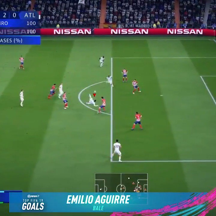 🤯 es la única reacción a estos goles de #FIFA19. EASPORTSFIFA | #GoalsoftheWeek | #HalaMadrid