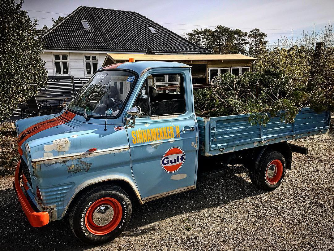TransitCenterEU [Daily Workhorse] Ford Transit MK1 Pick-up