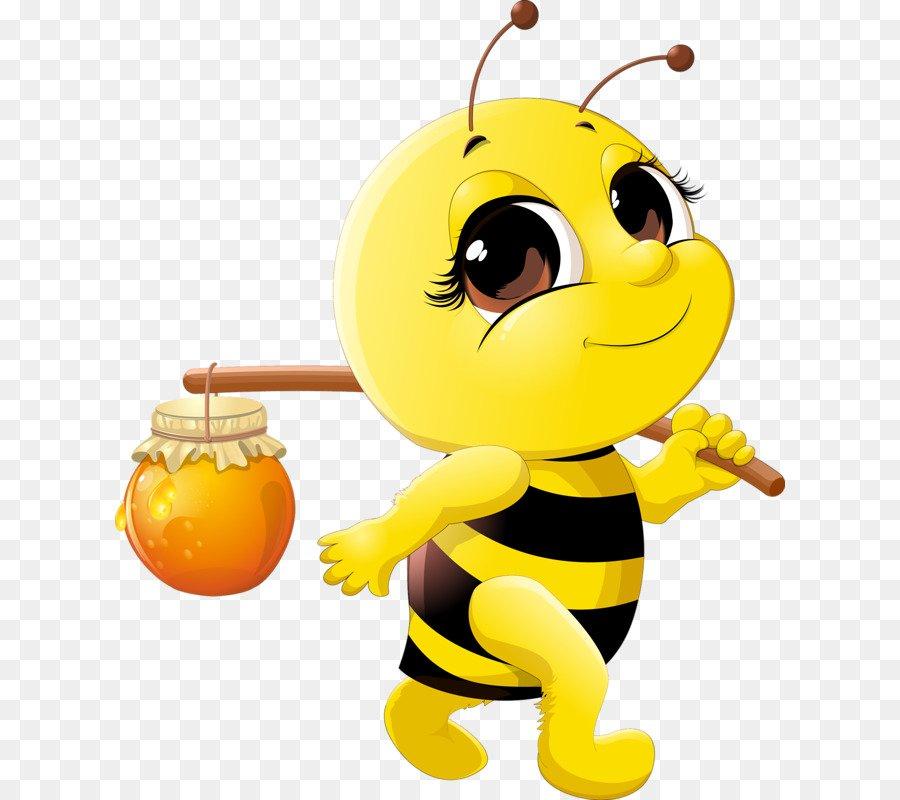 Пчелка мед картинки