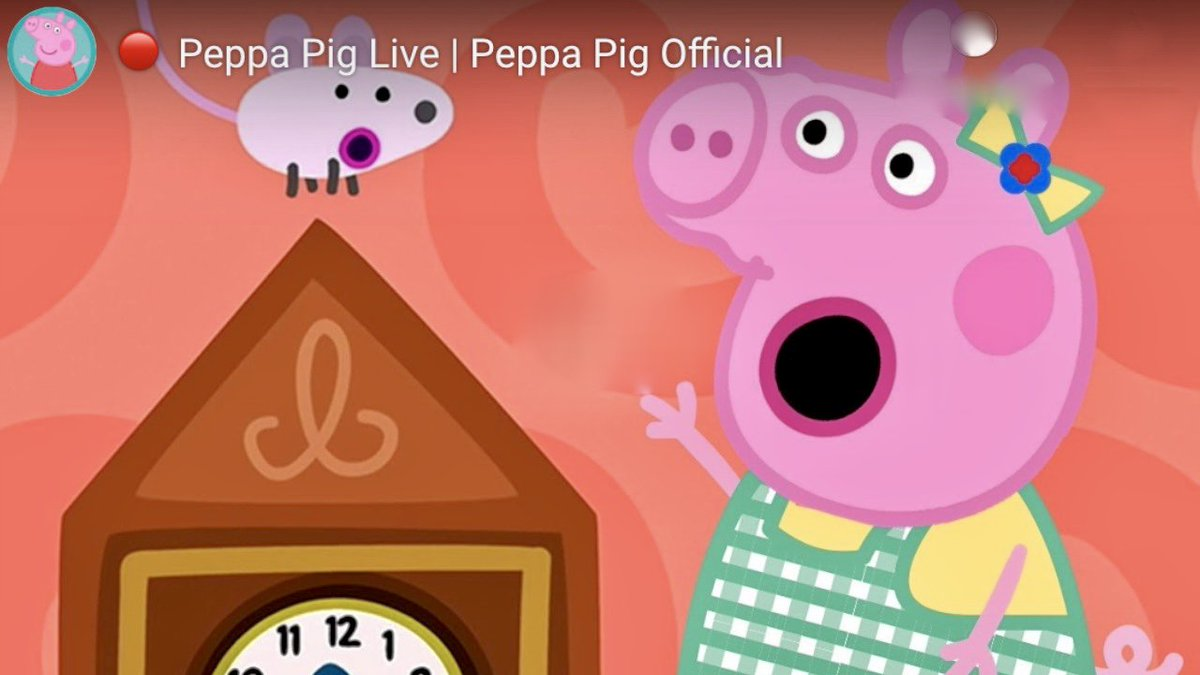 Hashtag #peppapigenglish na Twitteru
