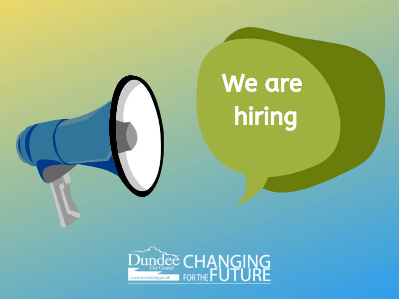 Looking for a new #job? See our new posts this week https://bit.ly/2FLUMEb   ✅ Modern Apprentice Early Years Educator ✅ Teacher of Additional Support Needs ✅ Teacher of Mathematics  #DundeeJobs #DundeeIsNow