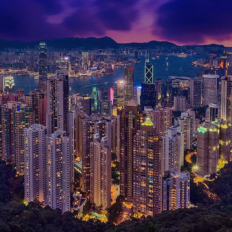 Victoria Peak, Hong Kong Island   Visit the link in our profile to find the best accommodation for your trip. -  Photo by IG: theplanetd  -  #victoriapeak #hongkongtravel #hongkongislan #victoriapeakhongkong #hongkongtrip #travelhk #visithongkong #travelhongkong #hongkongphotopic.twitter.com/XfXzU2yEEh