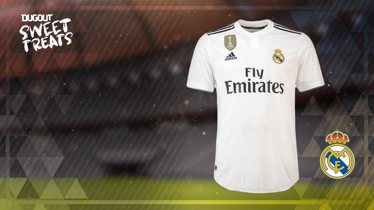 👕✍ ¡GANA una camiseta de la primera equipación del RealMadrid con la firma estampada de un jugador del primer equipo!  Dugout 👉 https://dgt.ltd/2K2na9k