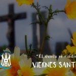 Image for the Tweet beginning: VIERNES SANTO. Jesús desde la cruz