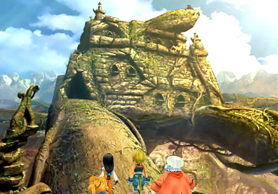 Mod Final Fantasy IX rende il gioco più bello che mai 2