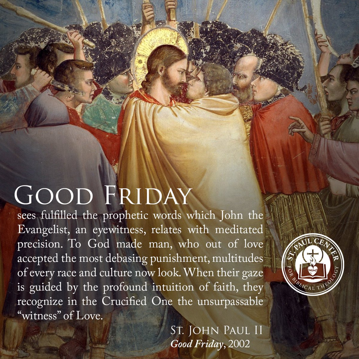 Have a blessed Good Friday! What prayers do you need? We are praying for you.