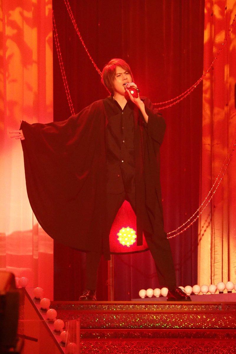 第25話歌コーナーでは 浦井健治 さんが現在上演中の『笑う男 The Eternal Love -永
