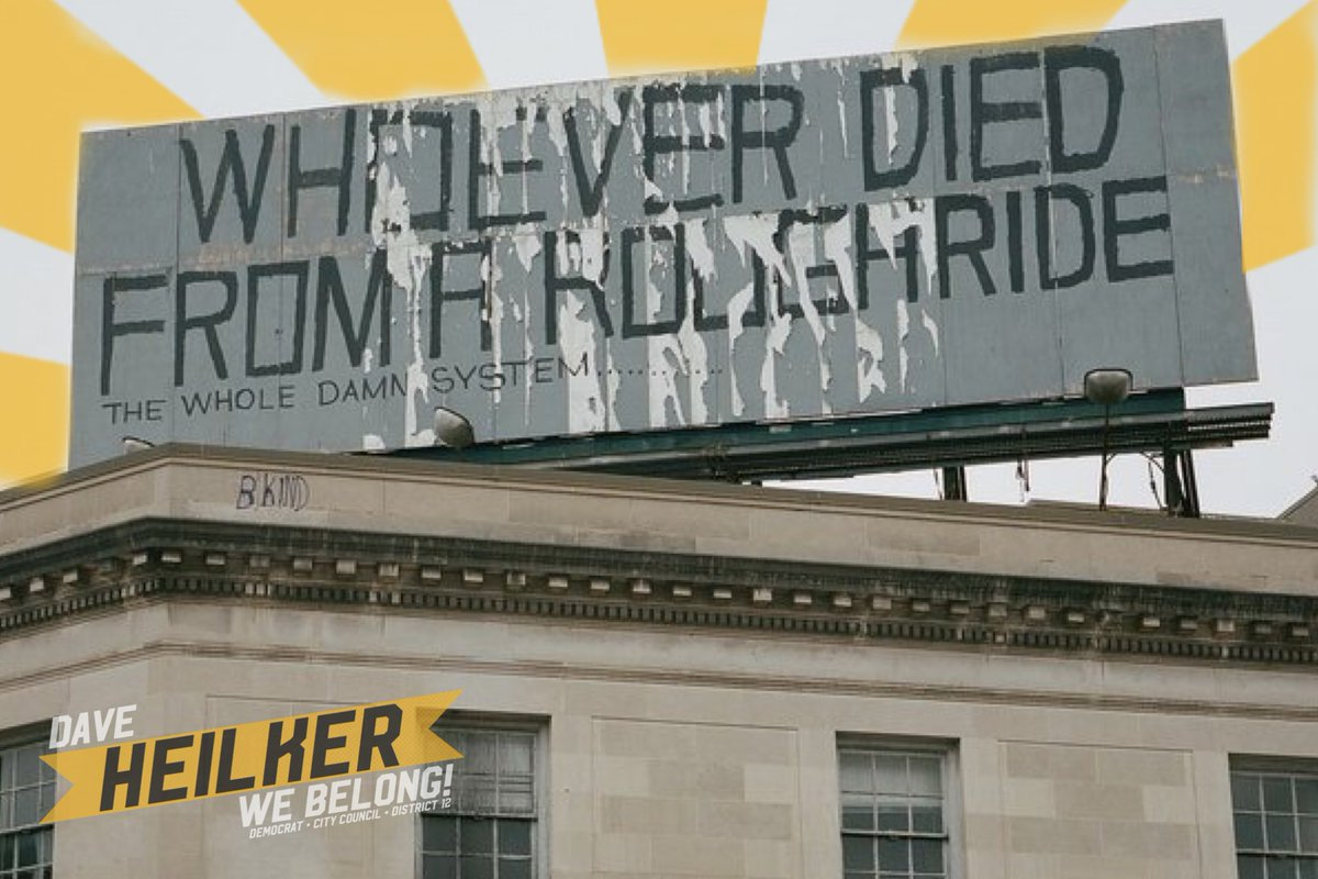 It's Freddie Gray Day in Baltimore.   Four years since he died from injuries sustained at the hands of BPD officers.   He should still be alive.   #webelong in a city where we are working to remedy our city's love affair with systemic racism. #BlackLivesMatter <br>http://pic.twitter.com/cDQyitFKJx