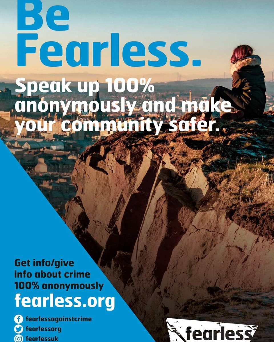 Young people 11+ can tell  http:// Fearless.org  &nbsp;   100% anonymously. ALWAYS<br>http://pic.twitter.com/4F99voKUNI