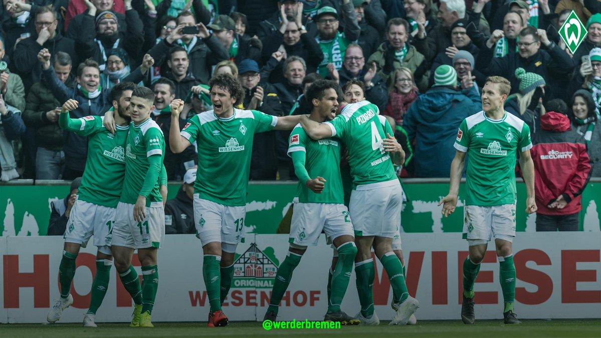 SV Werder Bremen EN's photo on Augsburg