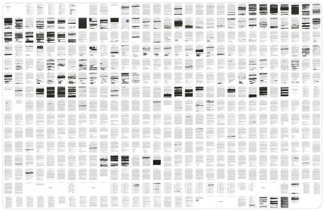 Who wore it better, the full redacted Mueller Report or this plot of 3000 neurons recorded with Neuropixels?  https:// science.sciencemag.org/content/364/64 37/255?rss=1  … <br>http://pic.twitter.com/eyifk92PPR