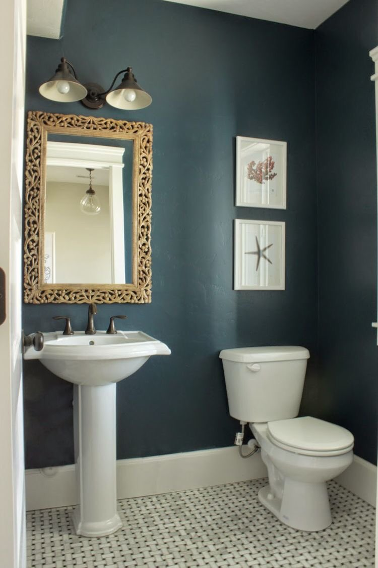 bathroom colors for 2020 - 736×1104