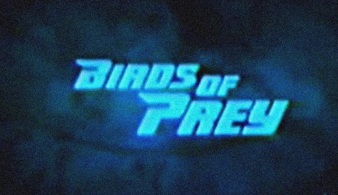 Dc Universe On Twitter Birds Of Prey Logos Birdsofprey